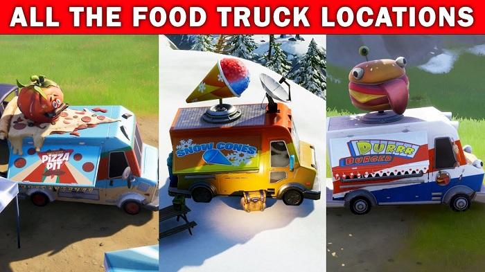 Find Food Trucks