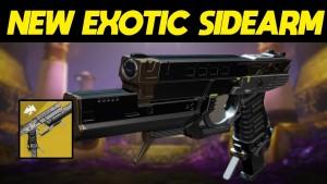 New Exotic Sidearm