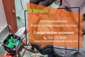 Heating Contractors NJ