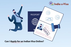 Can I apply for an Indian visa online