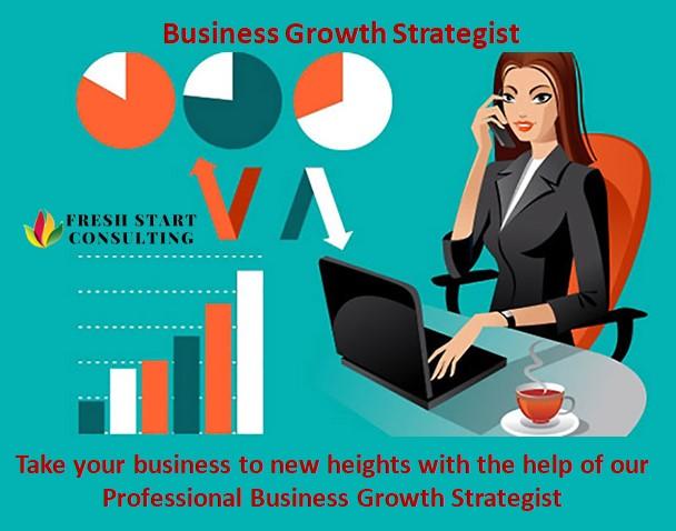 Best Business Growth Strategist
