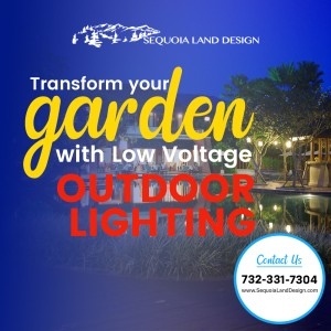 Low Voltage Outdoor Lighting Edison