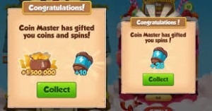 Coin Master Free Spins linkuty