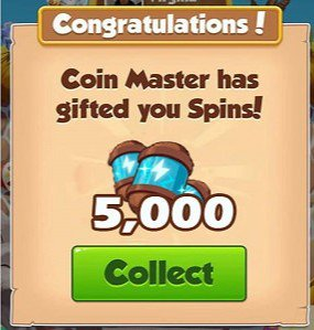 Coin Master Free Spins Heute
