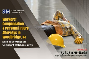 4 Important Things to Know About Workers Compensation Law Woodbridge NJ