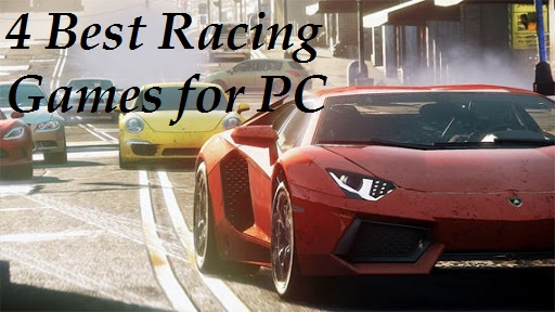 4 Best Racing Games for PC