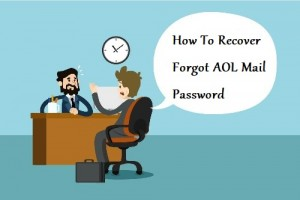How To Recover Forgot AOL Mail Password