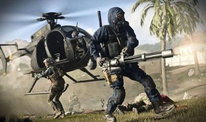 Supply Choppers Work in Call of Duty