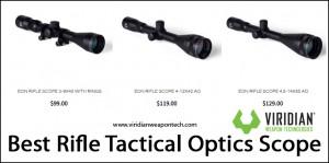 Tactical Optics