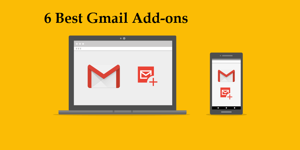 6 Best Gmail Add-ons