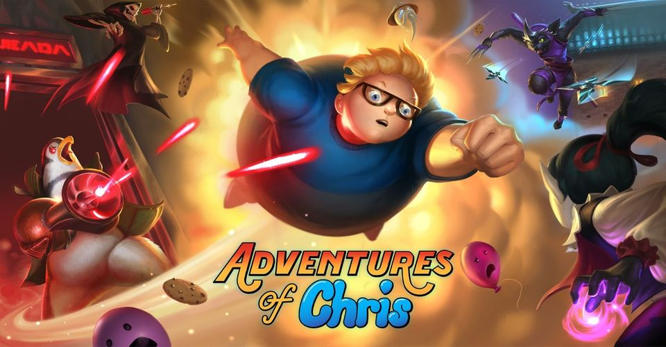 Adventures of Chris New 2D '90s Style Game Announced for Switch