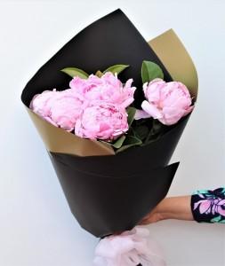 Order Peonies Bouquet Online Melbourne