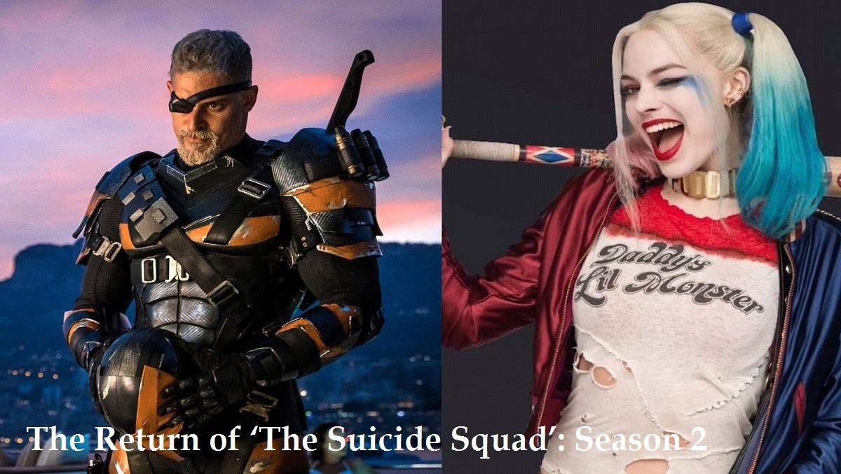 Suicide Squad Season 2