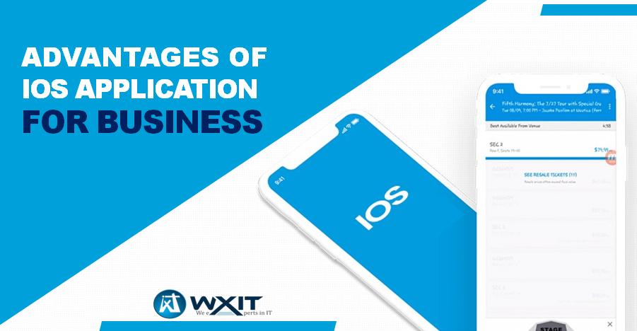 Advantages of IOS Application