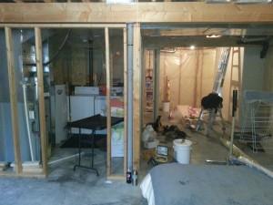 Basement Renovations Red Deer