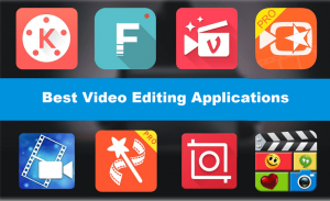 Best video editing applications