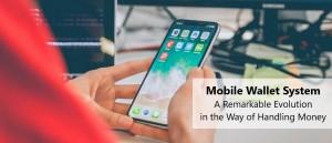 Mobile-wallet-system