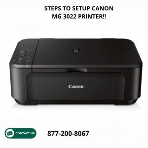 Canon mg 3022 printer