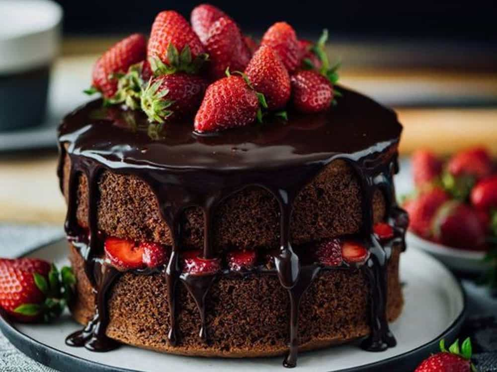 IFF cake flavour