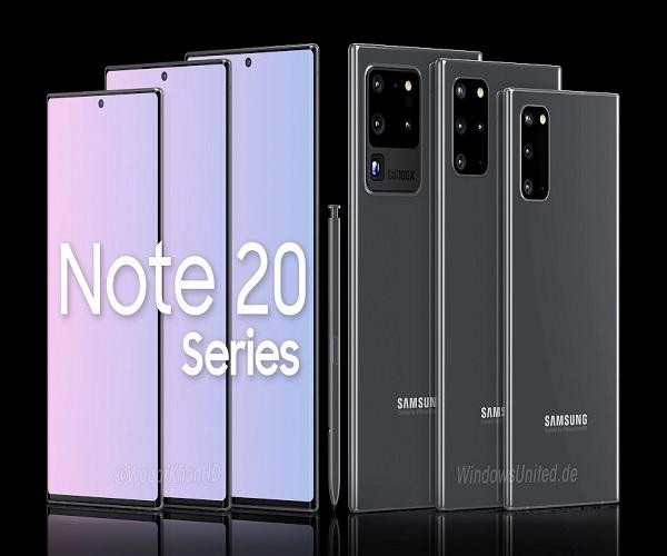 SamsungGalaxyNote20Series