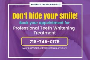 Teeth Whitening in Brooklyn