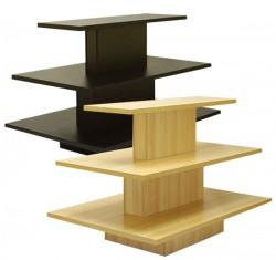 Wooden Display Fixtures