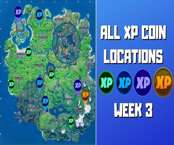 XP Coins