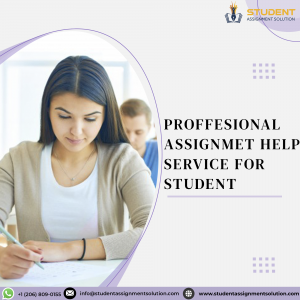 Professional Assignment Help Service for Students by Our Expert Assignment Helper