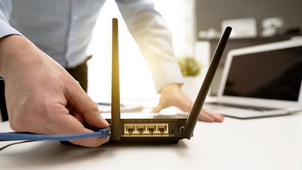 fix internet problem