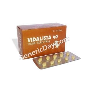 vidalista 40 mg