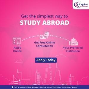 Study In Canada consultants in Noida