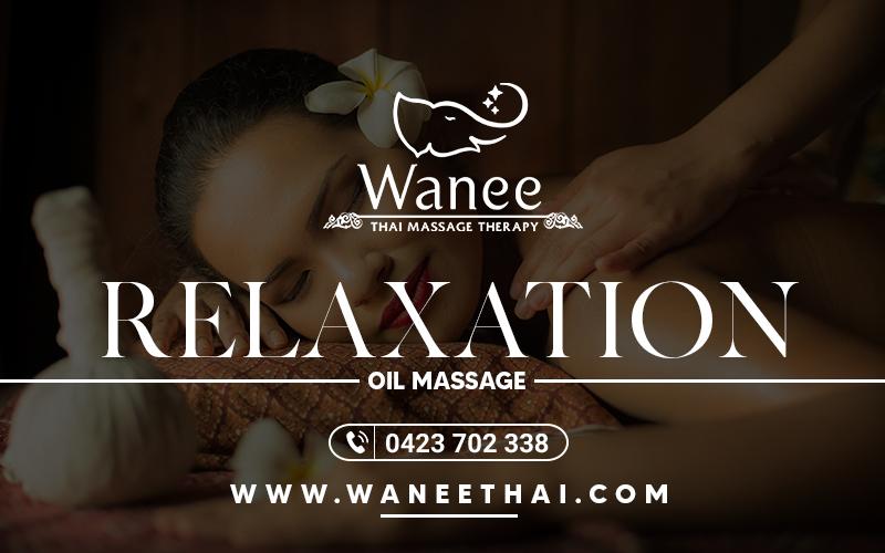 Wanee Thai Massage Therapy blog