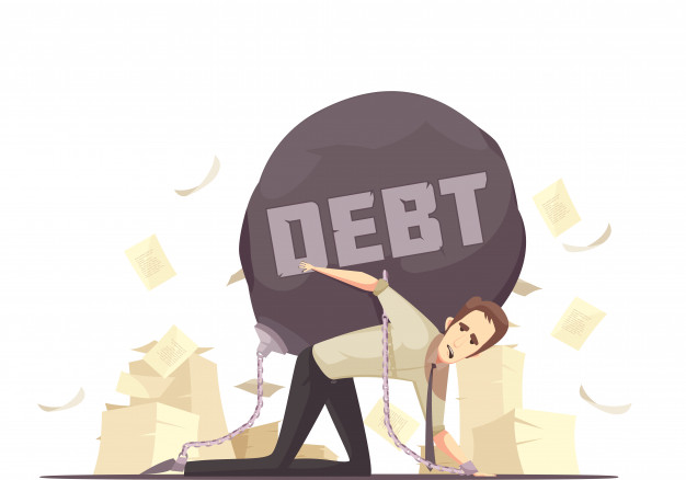 How does debt relief works