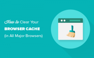 clearyourbrowsercache
