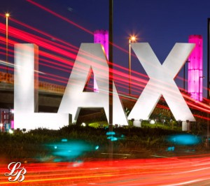 LAX airport limo