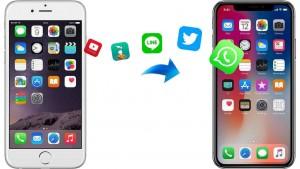 Transfer an iOS app