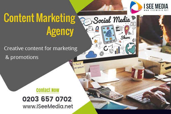 content marketing agency in Croydon