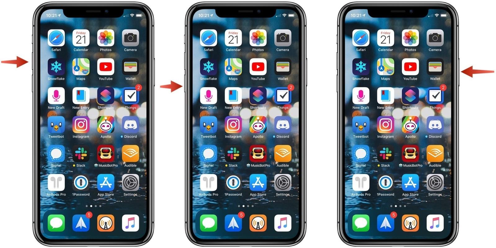 iPhone or iPad
