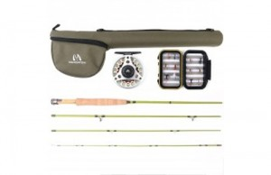 ABC-Major features of silver stream fly fishing box