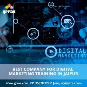 Best Company for Digital Marketing Training in Jaipur