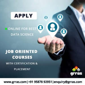 Apply Online for best Data Science Job Oriented Courses with Certification and Placement