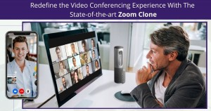 Redefine the video-conferencing experience with the state-of-the-art Zoom Clone