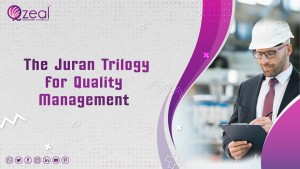 The Juran Trilogy for Quality Management