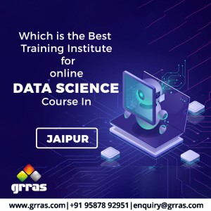 Which is the best training Institute for Online Data Science Course In Jaipur