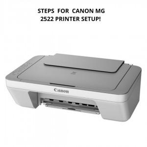canon mg 2522 printer