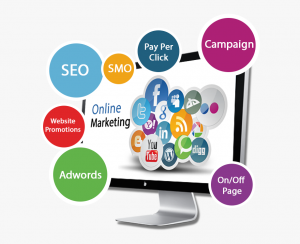 B2B marketing services agency