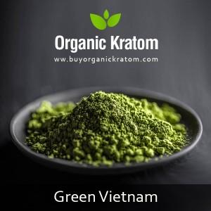 Buy Organic Green Kratom