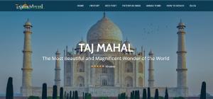 CSS of Taj Mahal