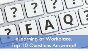 Elearning at work place