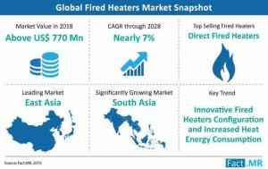 Fired Heaters Market Snapshot